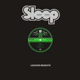 "Sleep ‎– Leagues Beneath - 2018 Doom Metal Stoner Rock - Sealed 12"" EP"