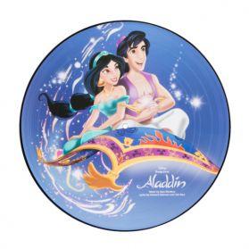 Songs From Aladdin - Alan Menken - 2014  - Disney OST - Ltd 500 Copies  Pic Disc -  180 Grm LP