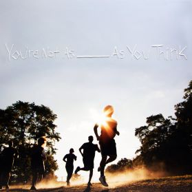Sorority Noise – You're Not As ______ As You Think - 2017 Pop-Punk Emo Indie Rock - White Vinyl LP