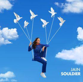 Jain – Souldier - 2018 World Reggae Pop - Blue and Red Vinyl - 2LP