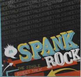 "Spank Rock - Sweet Talk - Baltimore Breaks Hip Hop  5 Trk 12"" EP"