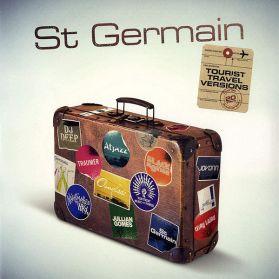 St Germain – Tourist Travel Versions - 2021 Deep House Lounge Acid Jazz - 180 gram vinyl - Sealed 2LP