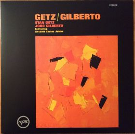 Stan Getz and Joao Gilberto - Jobim - Astrud Gilberto - 1964 Brasil Bossa Nova   Jazz - Sealed 180 Grm LP