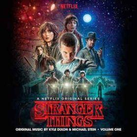 Stranger Things - Volume One ( A Netflix Original Series ) 2016 Black Vinyl Sealed 150 Grm 2LP