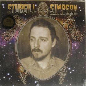 Sturgill Simpson – Metamodern Sounds In Country Music - 2014 C+W - Sealed LP
