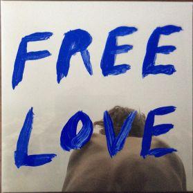 Sylvan Esso - Free Love - 2020 Indie Synth Pop -  Exclusive Blue Vinyl - Sealed  LP