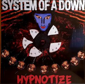 System Of A Down – Hypnotize - 2005 Heavy Metal - Sealed LP