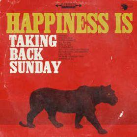 Taking Back Sunday - Happiness Is - 2014 EMO Pop Punk Indie Alt  Rock LP