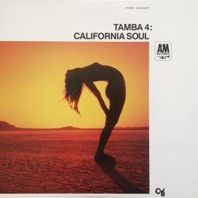 Tamba 4 – California Soul - 1969 RSD Brasil Bossa Nova Jazz - Analog Audiophile Cohearent Audio 180 Grm LP