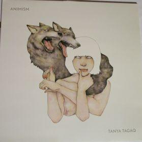 Tanya Tagaq – Animism - 2014 Inuk Canada - Cream Vinyl  180 Grm LP