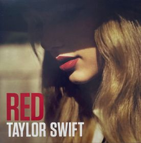 Taylor Swift - Red - 2012  Pop - Country and Rock- Black Vinyl - Sealed 2LP