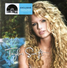 Taylor Swift – Taylor Swift  - 2006 RSD Pop Country -  Numbered - Clear Turquoise Vinyl - Sealed 2LP