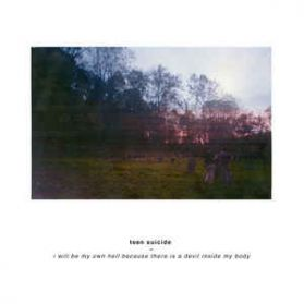 Teen Suicide – I Will Be My Own Hell Because There Is A Devil Inside My Body - 2012 Emo Pop Punk - Tri Colour LP