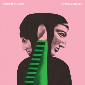 Teenage Fanclub – Endless Arcade - 2021 Indie Rock  - Pink Vinyl - Sealed LP
