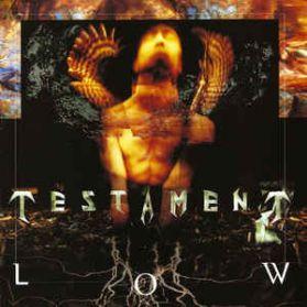 Testament - Low - 1994 Thrash Metal -Gold Vinyl - Sealed 180 Grm  LP