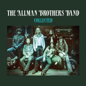 The Allman Brothers Band – Collected - 1969 - 1997 Southern Blues Rock - Black Vinyl - 180 Grm 2LP