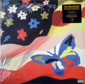 The Avalanches – Wildflower - 2016 Electronic Downtempo - Sealed 2LP