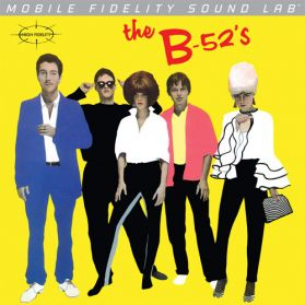 The B-52's - The B-52's - 1979 New Wave Electro Synth Dance -Mobile Fidelity Audiophile Analog Numbered - 120 Grm -  LP