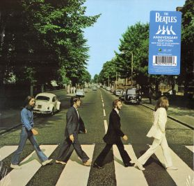 The Beatles – Abbey Road -   1969 Rock  - Stereo  Remixed  Anniversary Edition, -   Sealed 180 Grm LP
