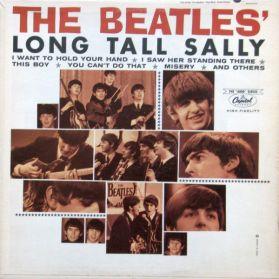 The Beatles – Long Tall Sally - 1964 Rock - Original Canada Issue Rainbow Label - Mono LP