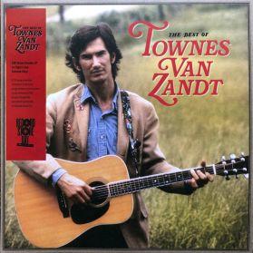 Townes Van Zandt – The Best Of Townes Van Zandt - 1968-1972  RSD Country Folk - Tiger's Eye Colored Vinyl - Sealed 180 Grm 2LP