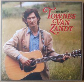 Townes Van Zandt – The Best Of Townes Van Zandt - 1968-1972  Country Folk - Black Vinyl - Sealed  140 Grm 2LP