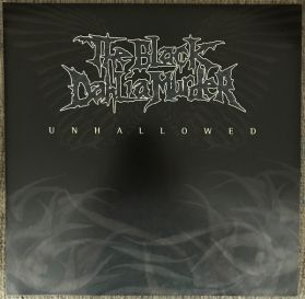 The Black Dahlia Murder – Unhallowed - 2003 Death Metal - Coke Bottle Clear Vinyl LP in Shrink + Insert