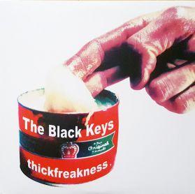The Black Keys - Thickfreakness - 2009 Blues Rock - Sealed  LP