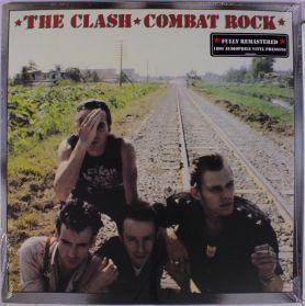 The Clash - Combat Rock - 1982   Punk Rock Dance -  Audiophile - Sealed  180 Grm LP + Poster