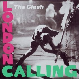 The Clash - London Calling -  1979 Punk Dub and Rock - Sealed  180 Grm 2LP