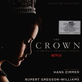 The Crown (Season One Soundtrack) Hans Zimmer, Rupert Gregson-Williams  – 2016 Soundtrack - Numbered -  Royal Gold Vinyl - 180 Grm - 2LP