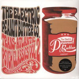 The Electric Peanut Butter Company – Trans-Atlantic Psych Classics Vol. 2 - 2013 Funk Psych Soul Downtempo - Original Sealed 2LP