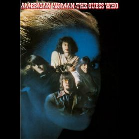 The Guess Who – American Woman - 50th Ann. Ed. - 1972 Canada Rock - Audiophile Kevin Gray - Blue Vinyl - Sealed  180 Grm LP