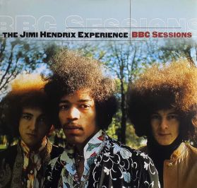 The Jimi Hendrix Experience – BBC Sessions - 1967-69  Psych Blues Rock - Sealed 180 Grm 3LP