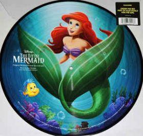 The Little Mermaid - Alan Menken - Disney OST 180 Grm Pic Disc LP
