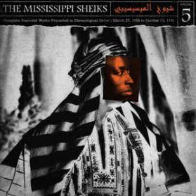 The Mississippi Sheiks - Complete Recorded Works Vol 5 - Delta Blues Folk - 180 Grm LP