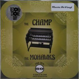 """The Mohawks – The Champ - 1968 RSD Funk Brk - Gold Vinyl  7"""" 45"""