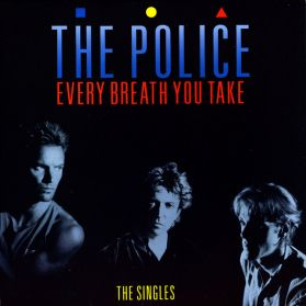 The Police – Every Breath You Take (The Singles) - Pop Rock New Wave Orig Canada Issue LP