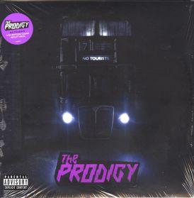 The Prodigy – No Tourists - 2018 Electronic Dance Big Beat D + B - Clear Violet Vinyl - Sealed 2LP