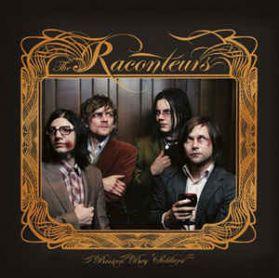 The Raconteurs - Broken Boy Soldiers - 2006 Alt Indie Rock 180 Grm LP + Insert