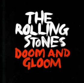 """Rolling Stones - Doom And Gloom - 2012 Ltd Black Friday - Etched Single Sided Rock 10"""""""