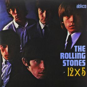 The Rolling Stones - 12 X 5 - 1964 Rock - Audiophile Quality Pressing - Sealed 180 Grm Clear Vinyl LP