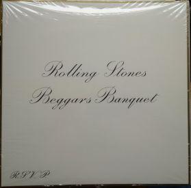 "The Rolling Stones – Beggars Banquet - Brian Jones on Sitar - Anniversary Edition - 1968 Classic Rock - 180 Grm 2LP + Flexi 7"""