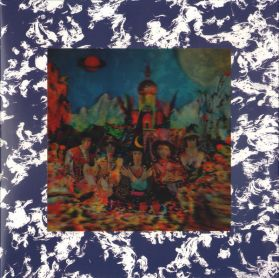 Rolling Stones – Their Satanic Majesties Request - 1967 Psych Rock - 3D Lenticular Cover - Black Vinyl  Stereo 180 Grm LP