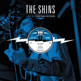 The Shins - Live At Third Man Records -  2013  Indie Rock - Sealed  LP