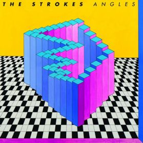 The Strokes  - Angles - 2011 Alt Indie Garage Rock  - Sealed LP