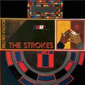 The Strokes - Room On Fire - 2003 Indie Rock - Black Vinyl - Sealed LP