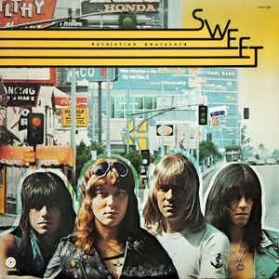 Sweet - Desolation Boulevard  - 1974 US Issue - Glam Rock - Sealed LP + Hype Sticker