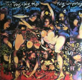The Tragically Hip - Fully Completely - 1992 Canadian Alt Rock 180 Grm LP + Poster