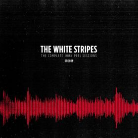 The White Stripes - The Complete John Peel Sessions - 2016 RSD Indie Blues Rock - Red Vinyl 2LP